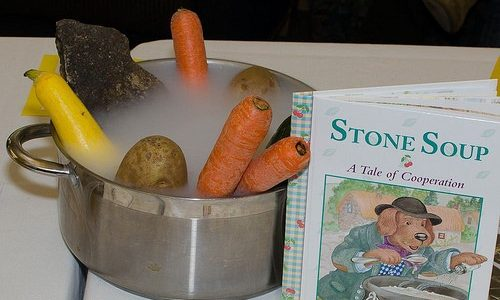How You and Your Students Can Benefit From Stone Soup Next Year
