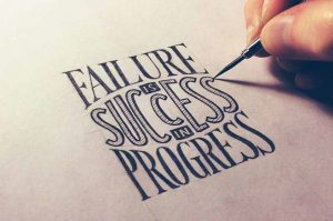 Make Failure Flattering:  Embracing Classroom Struggles, Creating Real World Successes